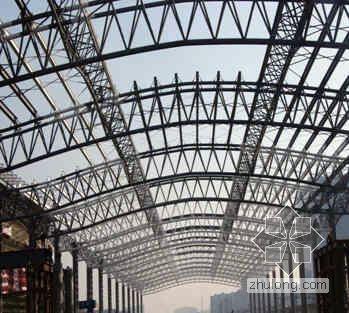 [QC成果]大跨度桁架吊装施工质量控制