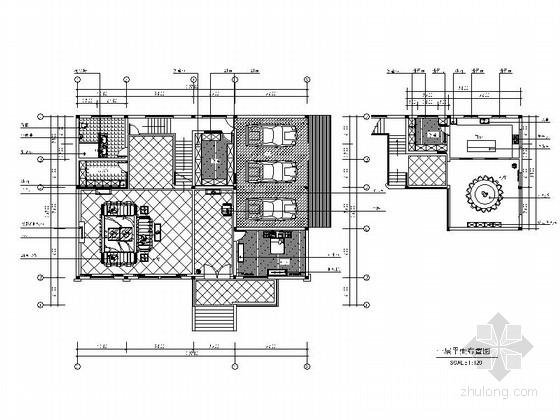 [泸州]顶级生活豪华欧式三层别墅室内装修图(含效果)