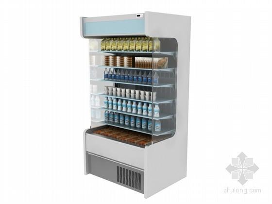 冷风柜3D模型下载