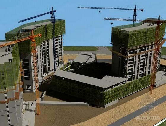 [QC成果]大跨度大截面钢桁架高空吊装新方法探索实践汇报