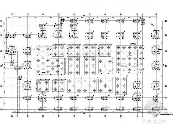 [安徽]26层框架剪力墙结构住宅楼结构施工图(含架空层)