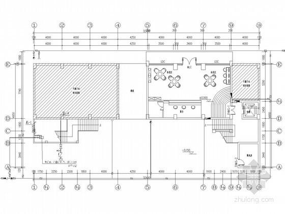 [广西]多层酒店给排水消防施工图