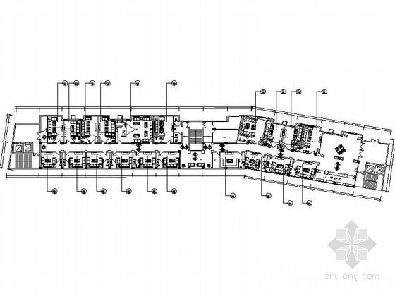欧式娱乐会所资料下载-[重庆]某精品欧式娱乐会所室内施工图