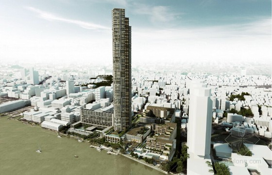 泰国超高层建筑项目信息及市场现状分析汇总