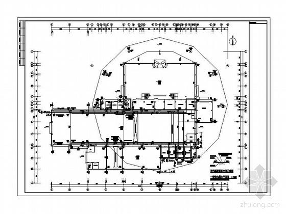 山东某机械公司厂房给排水施工图设计