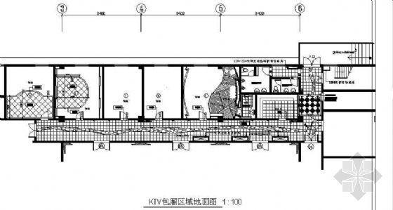 KTV包房装修设计图