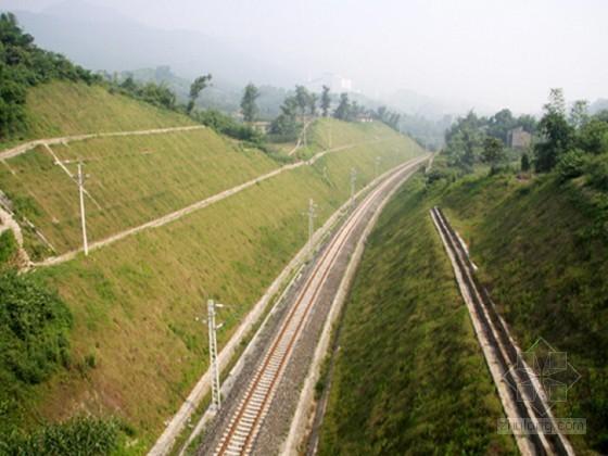 铁路路基施工方案及施工方法32页(地基处理 路基沉降)