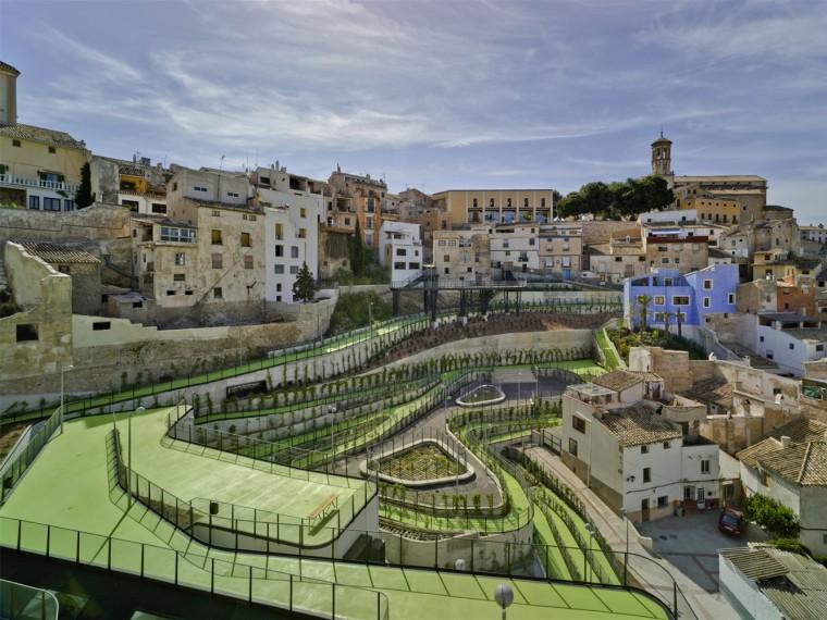 西班牙造水的神秘花园