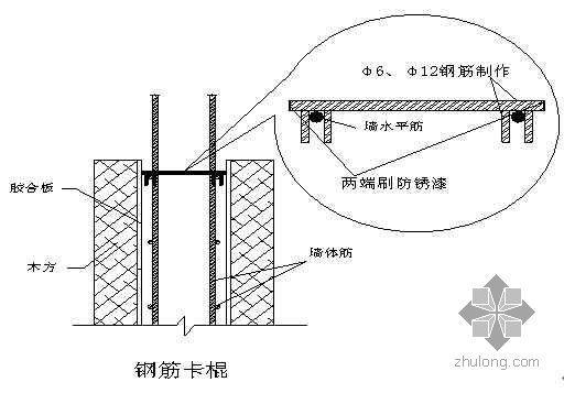 天津市某多层厂房施工组织设计(框架结构)