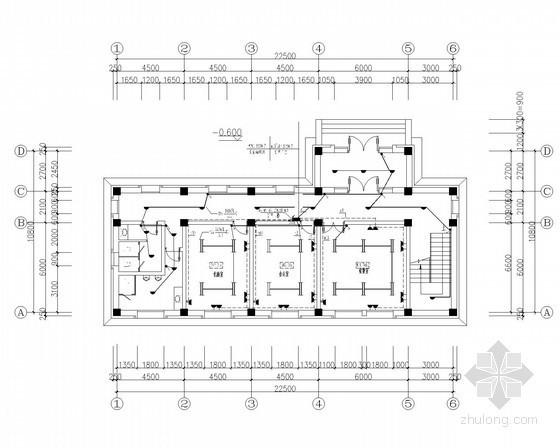 [四川]大型污水处理厂强电系统施工图88张