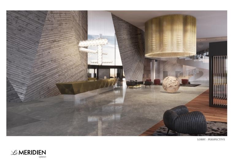 [HBA]上海闵行宝龙艾美酒店室内空间概念设计方案文本(PDF192页)