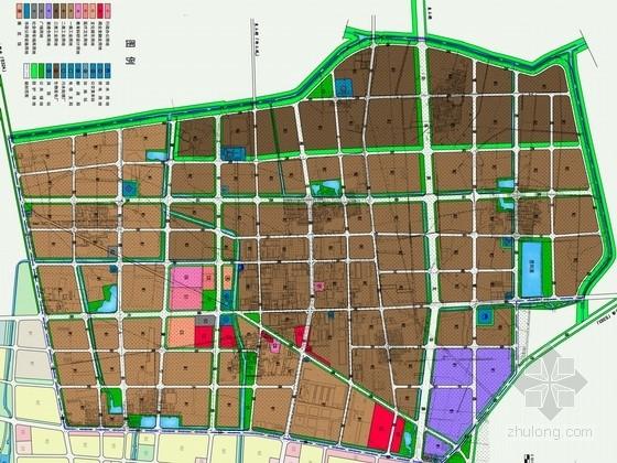 [河北]城乡工业区景观规划设计方案