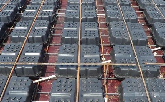 [山东]教学楼工程细石混凝土空心楼板施工工法