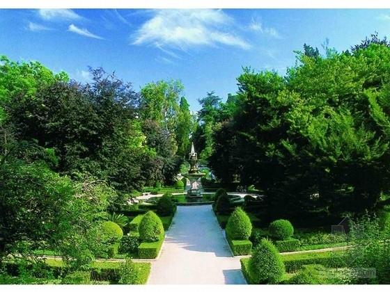 [江苏]欧式贵族风别墅区景观概念规划设计