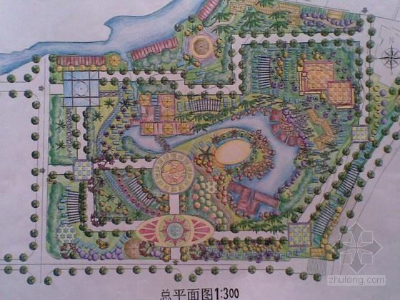 滨河公园景观设计方案