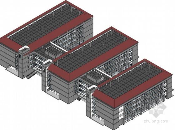 [福建]通用厂房工程BIM三维施工技术交底