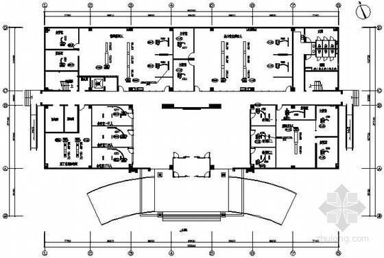 vrv办公楼空调设计资料下载-多层办公楼VRV空调系统设计施工图