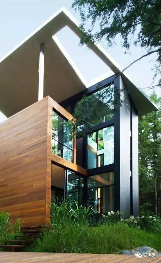 40款·简洁的现代别墅设计_32