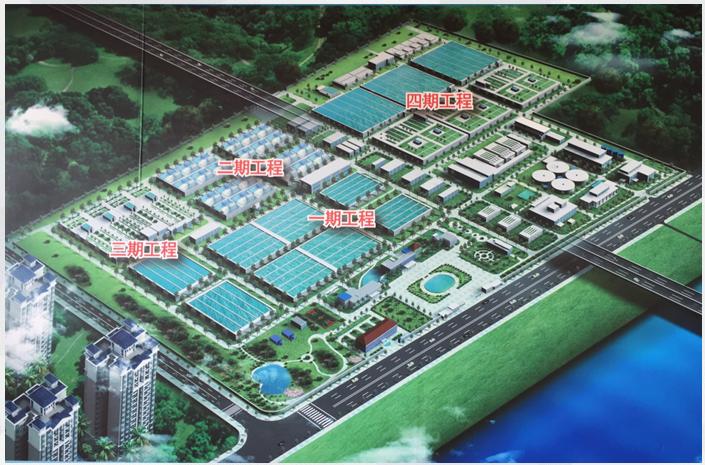 污水处理厂市政方案编制和技术要点