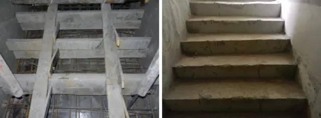 为提高楼梯踏步施工质量,该项目采取了五个对策