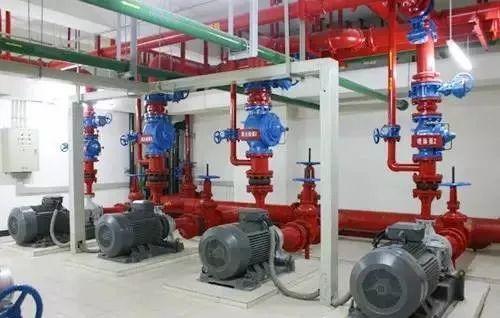 消防给水系统及消火栓系统验收要求