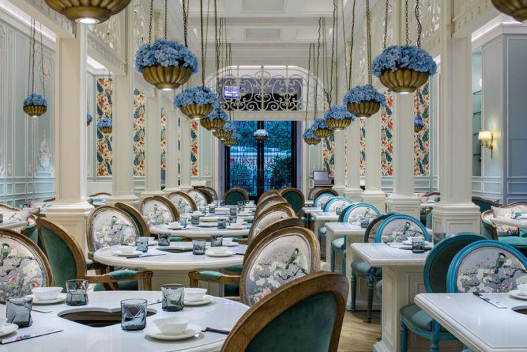 法式浪漫餐厅