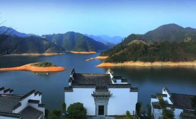 藏在黄山脚下绝美山水里的中国最私密酒店
