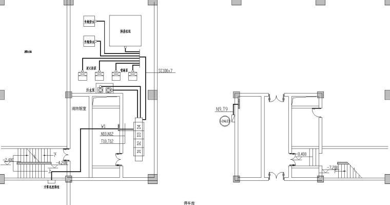 某18层住宅电气全套图