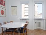 自然朴实北欧风温暖纯色住宅装修设计效果图方案(18张)