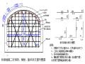 轨行区模板脚手架施做二衬支撑体系结构计算书
