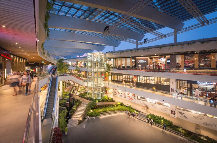 泰国Megabangna山谷购物中心实景图 (14)