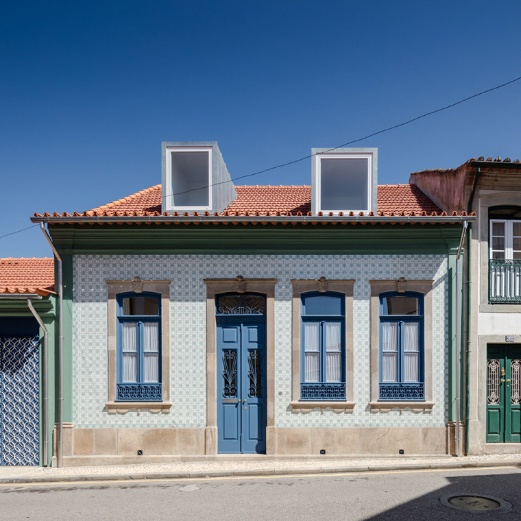 葡萄牙奥瓦尔住宅-14