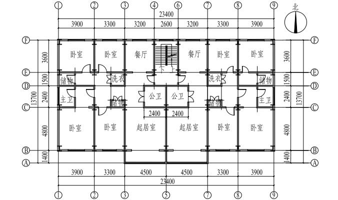 多层钢结构住宅体系弹塑性抗震分析