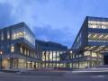 跨界交流空间——西安大略大学护理学院与信息媒体研究院教学楼