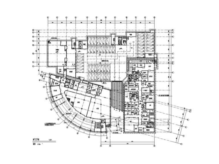 红房子妇产科医院室内装修设计施工图(25张)