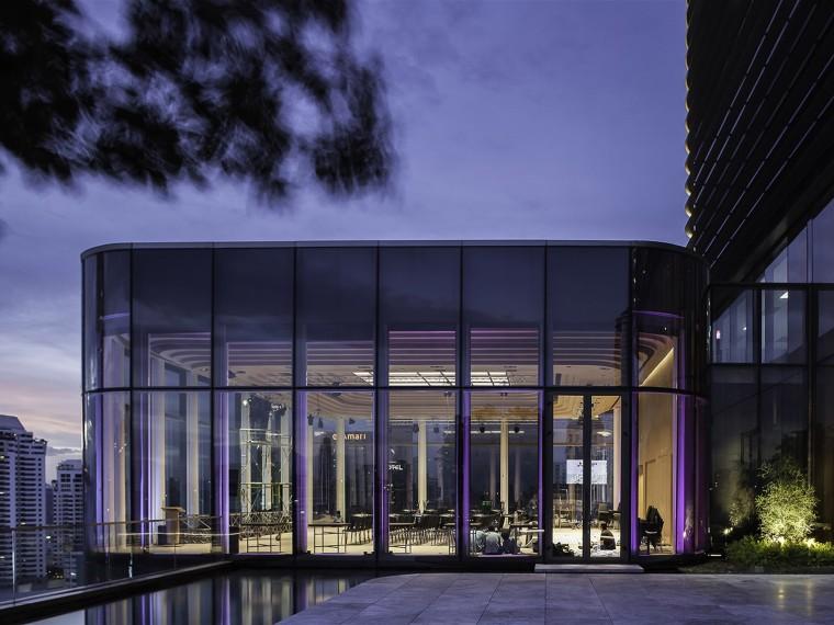 曼谷GaysornⅡ办公商业综合体建筑