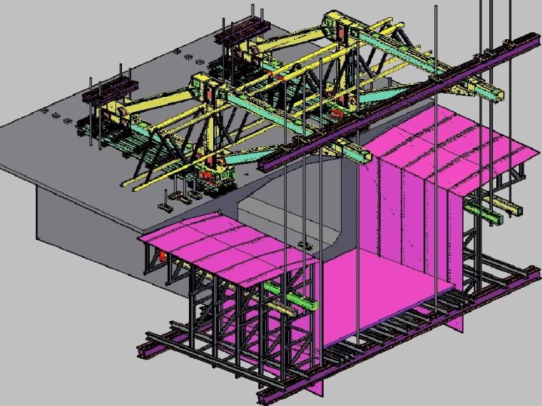 菱形挂篮悬臂浇筑施工方案(附挂篮构造图,PPT,144页)