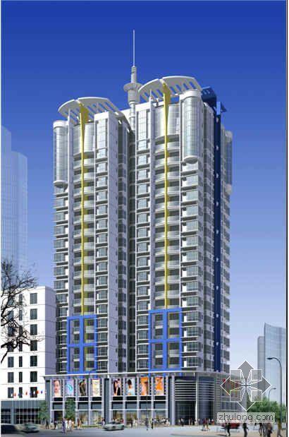 武汉某高层住宅工程施工组织设计(框剪结构)