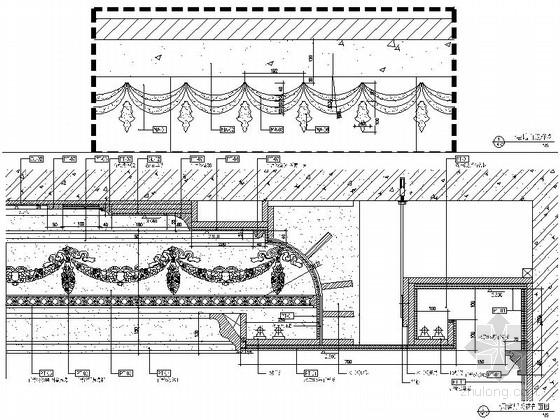 [杭州]220平方古典风格双层别墅室内装修图(含实景) 节点