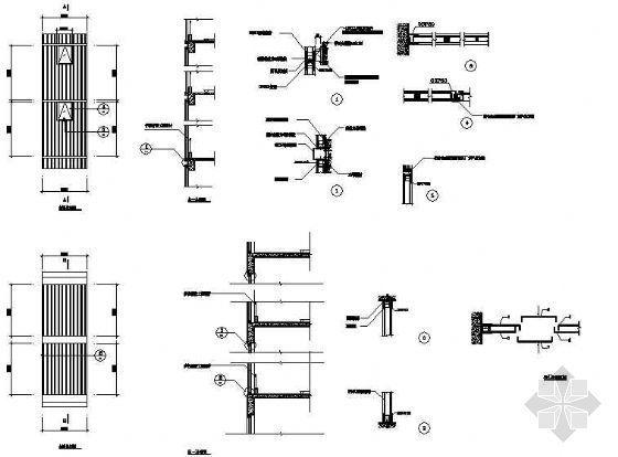 U型玻璃标准图