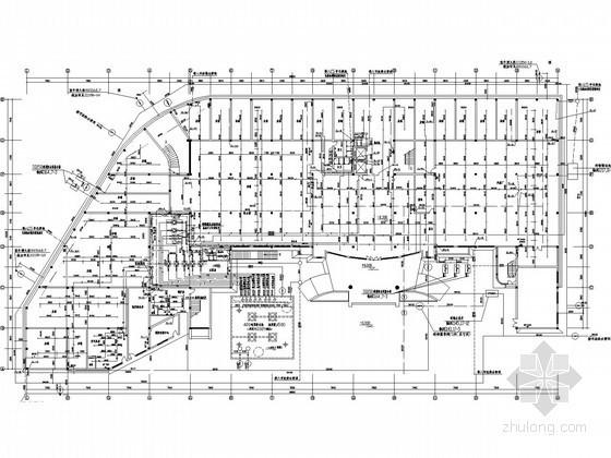[江西]十一层宾馆给排水施工图(水喷雾灭火)