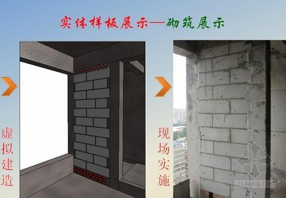 国企编制房建工程安全质量观摩会策划汇报(65页 附图)