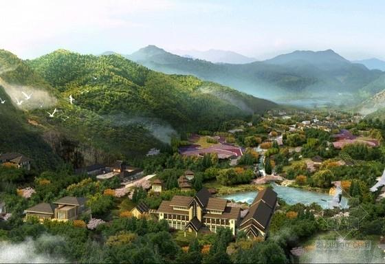 [青岛]生态度假旅游胜地及别墅区规划建设方案文本(133张)
