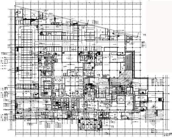 [黑龙江]知名五星连锁酒店给排水全套图纸(游泳池 水喷雾系统)