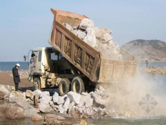 [江蘇]海上石化碼頭圍堰邊坡支護施工組織設計