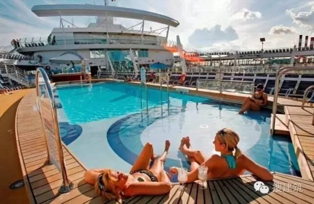 """一座海上的超级巨无霸,把""""公园""""搬到了船上!!_13"""