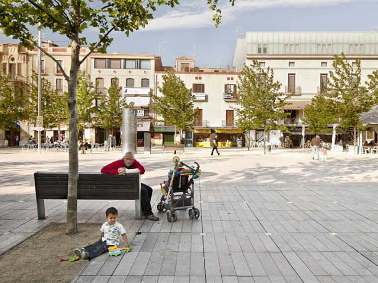 西班牙santfrancesc广场_1