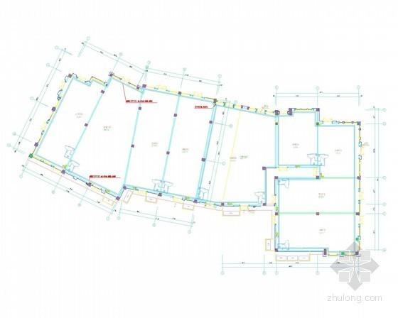 [江苏]大型购物中心二次深化智能弱电系统图纸(含车库智能系统、安防系统)