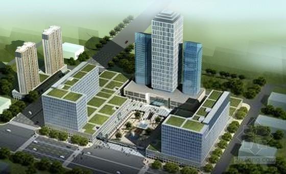 [福建]大型城市综合体项目施工总承包合同(含工程量清单)887页