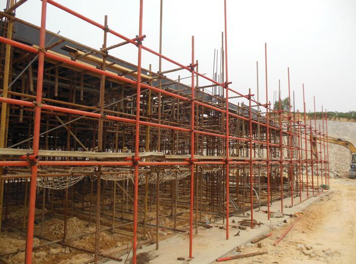 500kV变电站工程消防水池及泵房施工方案